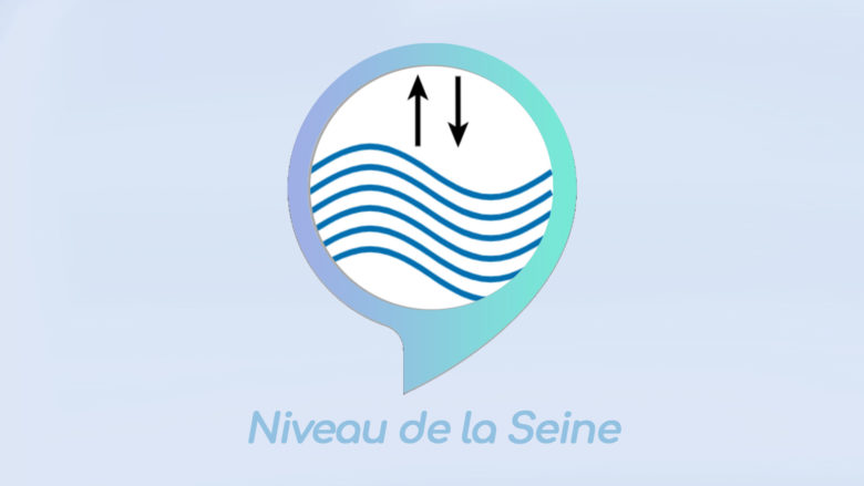 Une skill Alexa pour connaître le niveau d'eau de la Seine