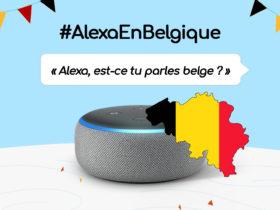 Amazon lance Alexa en Belgique dans quelques semaines