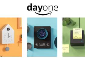 Amazon propose trois appareils compatibles Alexa en financement participatif
