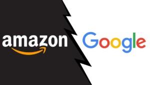 Amazon vs Google : vers la détente?
