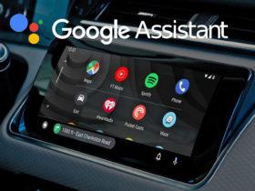 Les routines Google Assistant font leur retour sur Android Auto 6.1