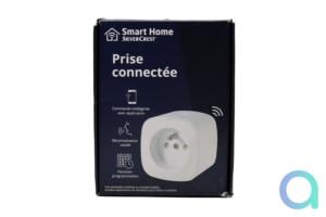 unboxing de la prise connectée SilverCrest Smart Home de Lidl