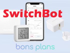 SwitchBot, une solution domotique pas cher !