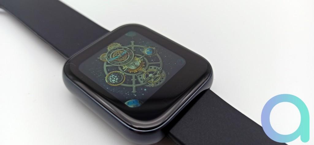 cadran de la montre Realme Watch
