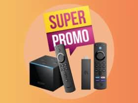 Amazon brade ses Fire TV Stick et Fire TV Cube