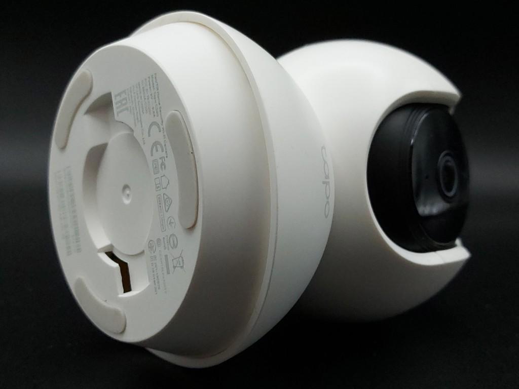 dessous de la Caméra d'intérieur TP-Link Tapo C200