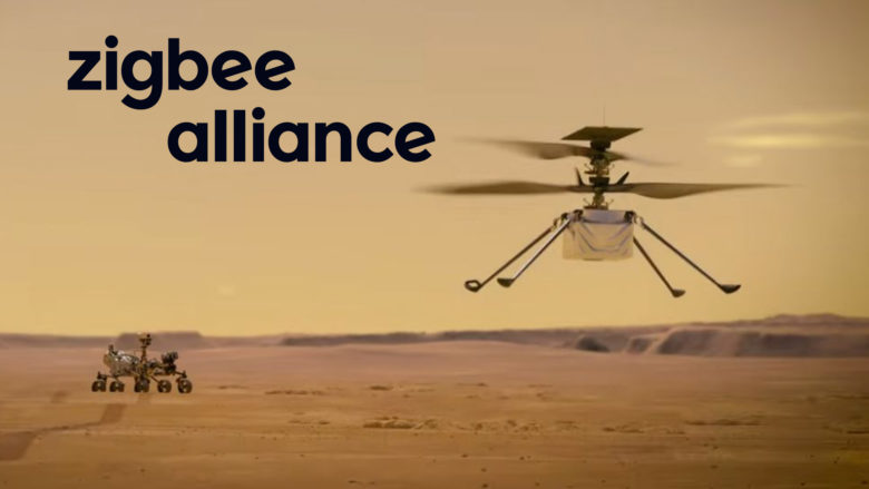 La mission Mars 2020 utilise le protocole domotique ZigBee