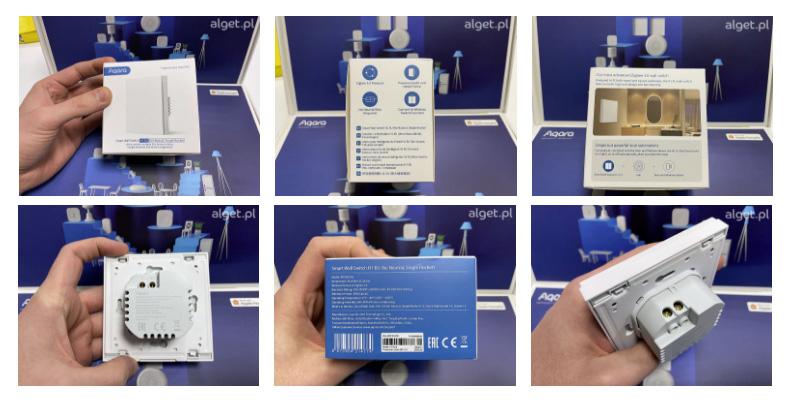 Nouveaux interrupteurs sans neutre Aqara H1 EU
