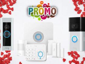 Amazon propose des promotions sur ses sonnettes et alarmes connectées Ring