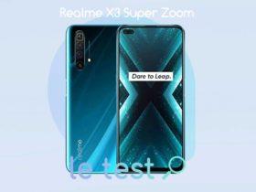 Notre avis sur le Realme X3 Super Zoom, une smartphone Android haut de gamme à prix doux