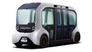 Transport public et collectif Toyota