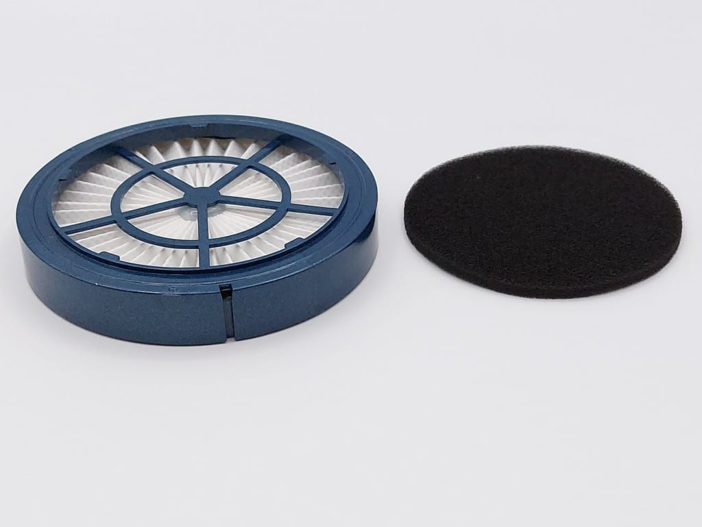 Filtre HEPA et filtre en mousse de l'aspirateur Proscenic P10 Pro