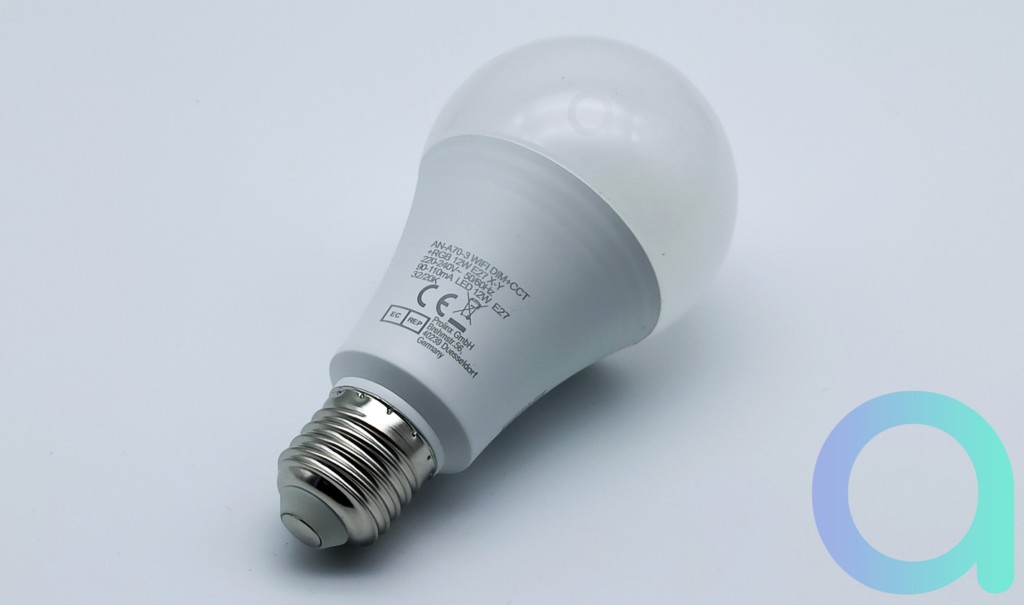 Ampoule LED A70 E27 12W Anwio
