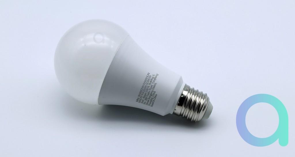 Ampoule LED multicolor Anwio