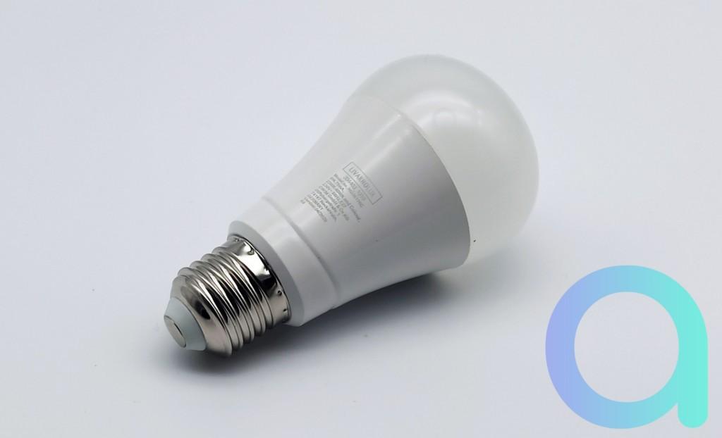Ampoule connectée E27 multicolore lidl