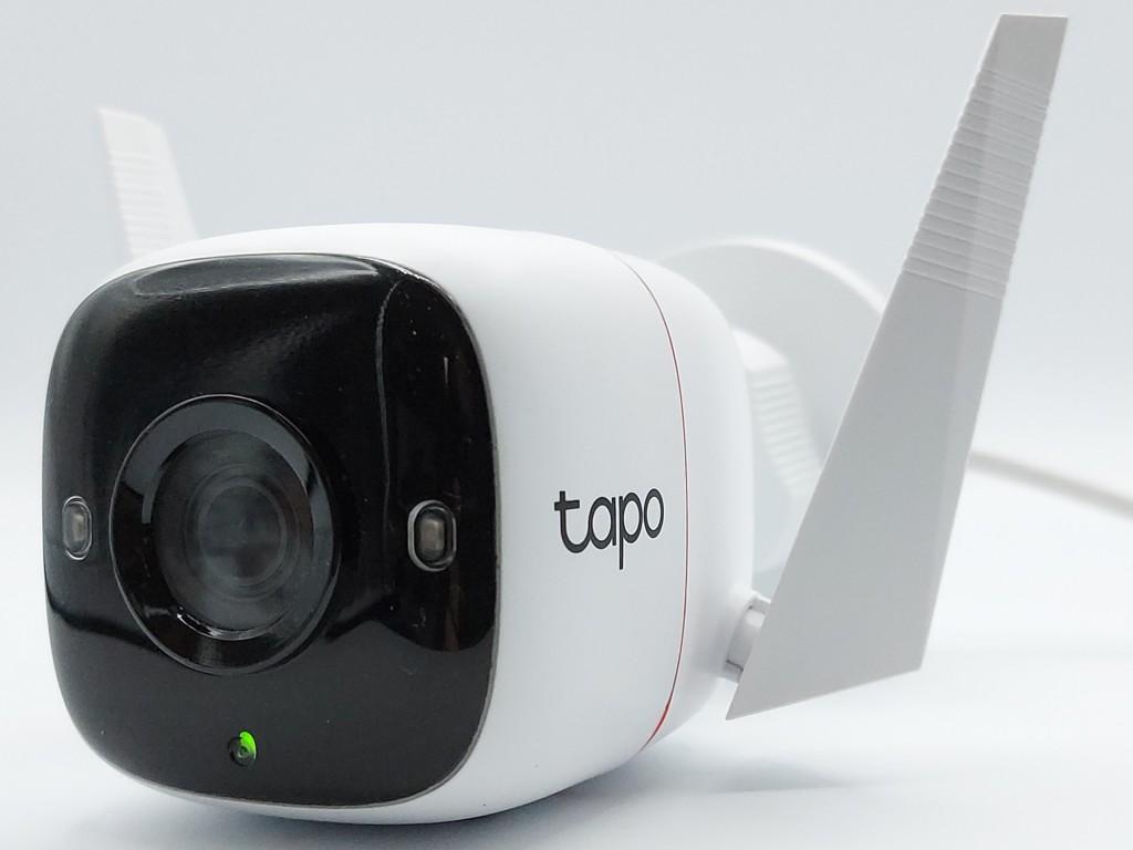 Antenne de la caméra connectée extérieur TP-Link Tapo C310