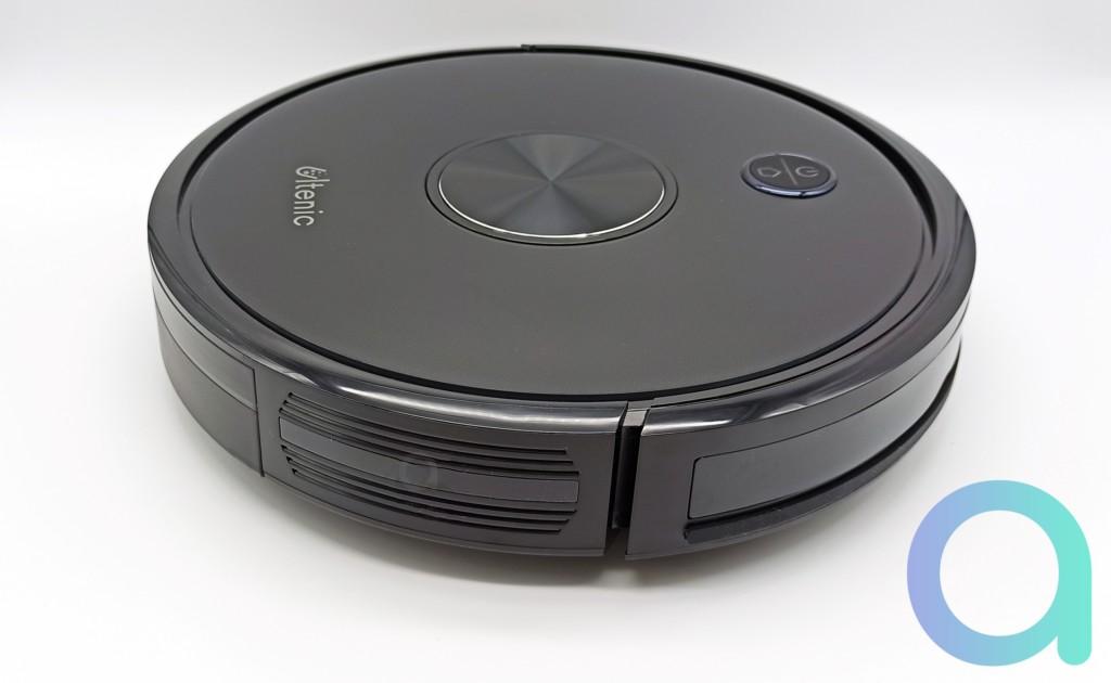 Aspirateur robot connecté Ulténic D5S Pro