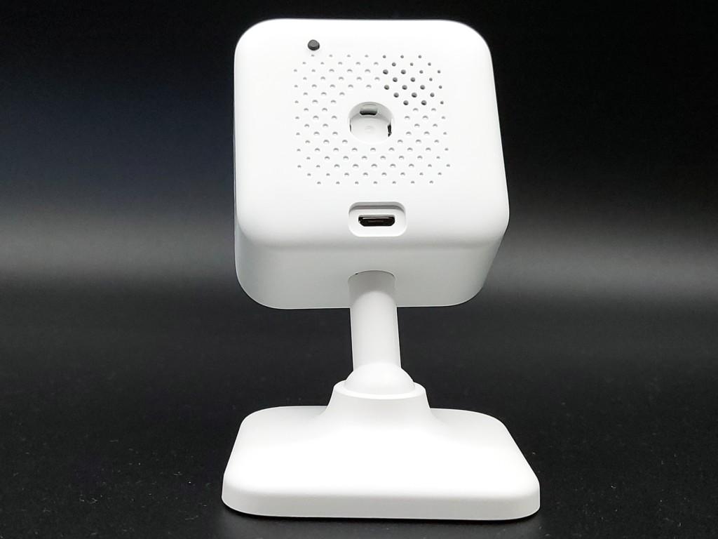 Face arrière de la caméra connectée intérieure Teckin TC100