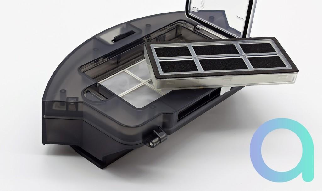 Filtres mousse et HEPA de l'aspirateur Ultenic D5S Pro