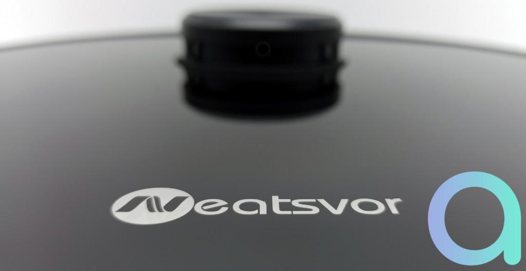Neatsvor X600 Aspibot connecté compatible Alexa et Google Assistant