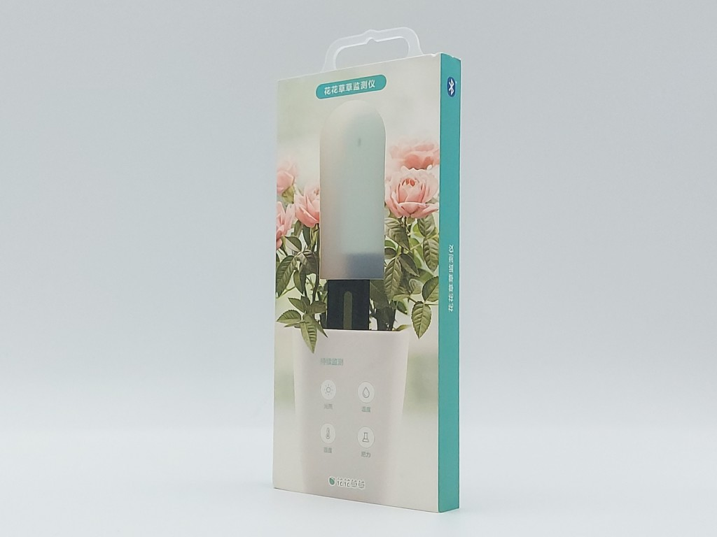 Packaging avant du testeur de intelligent WANFEI Flower Care