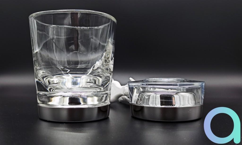 Verre de chargement et support de chargement de la brosse à dent Philips Sonicare DiamondClean