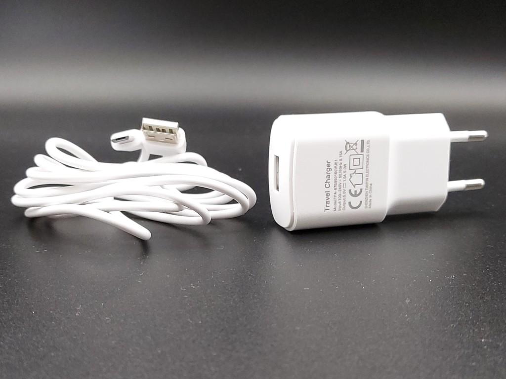adaptateur avec prise DC pour caméra intérieure Teckin TC 100