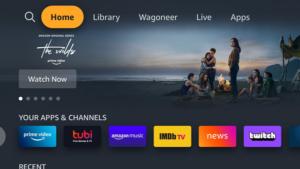 Amazon Fire TV for Auto
