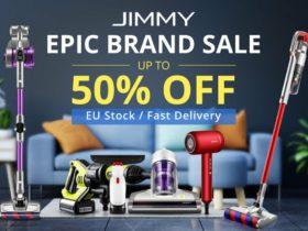 Jimmy Epic Brand Sale sur Geekbuying