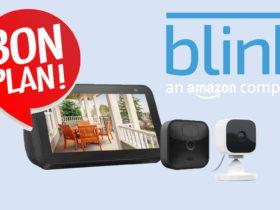 Les caméras sans fil Blink compatible Alexa Echo Show sont en promotion sur Amazon