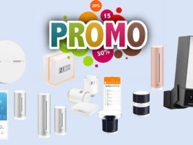 Promotions Printemps 2021 de Netatmo : caméras, alarme, station météo et thermostats connectés !