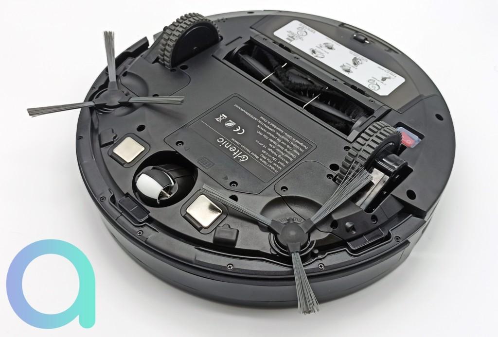 capteurs de l'Ultenic D5S Pro