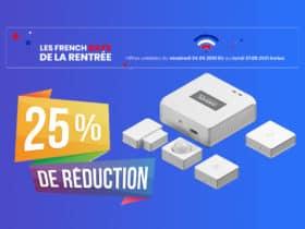 Le ZigBee de chez Sonoff en forte baisse à l'occasion des French Days