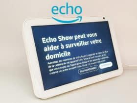 La fonctionnalité de surveillance de domicile arrive sur Echo Show