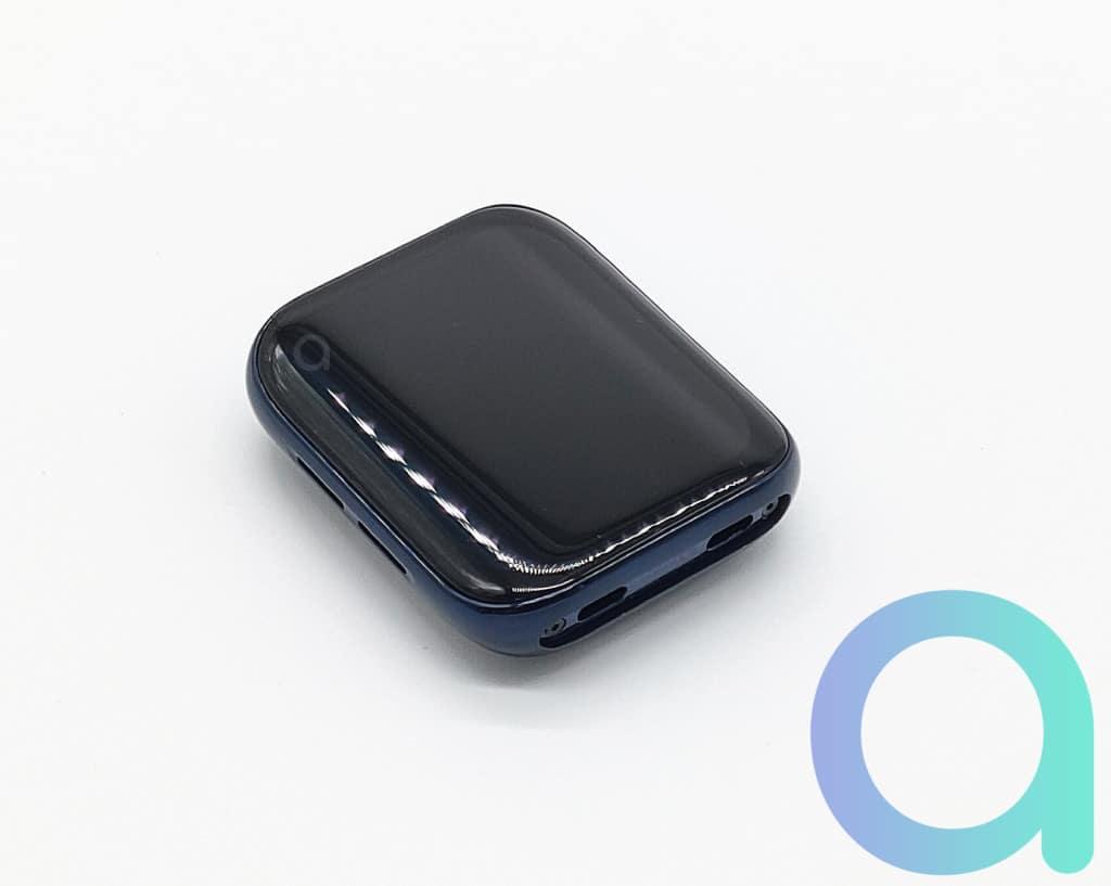 écran 402 x 470 px de la montre connectée Oppo Watch LTE