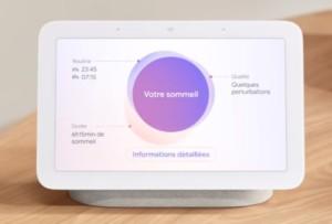 Google Nest 2 : un suivi du sommeil complet