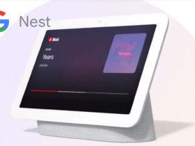 Google dévoile son nouveau Nest Hub 2 !