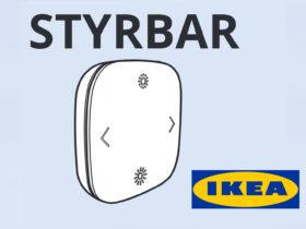 Une nouvelle télécommande ZigBee pour la domotique IKEA