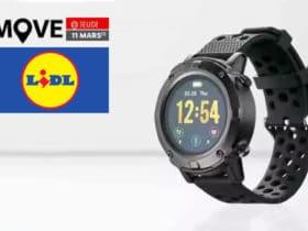 Lidl proposera une montre connectée le 11 mars