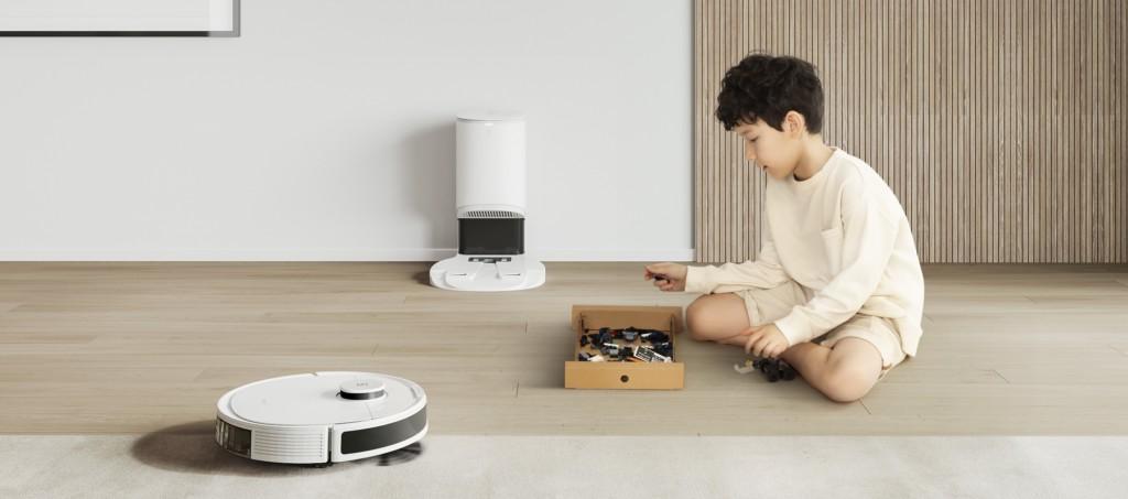 Ecovacs Deebot N8 : trois nouveaux robots aspirateurs