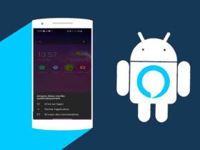 Problème avec l'application Alexa sous Android ce 23 mars 2021