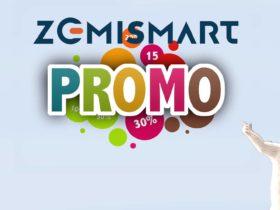 sélection des bons plans Zemismart pour l'anniversaire AliExpress