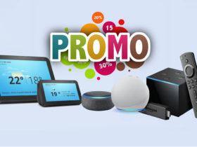 -50% sur les enceintes Amazon Echo et sur le streaming Fire TV