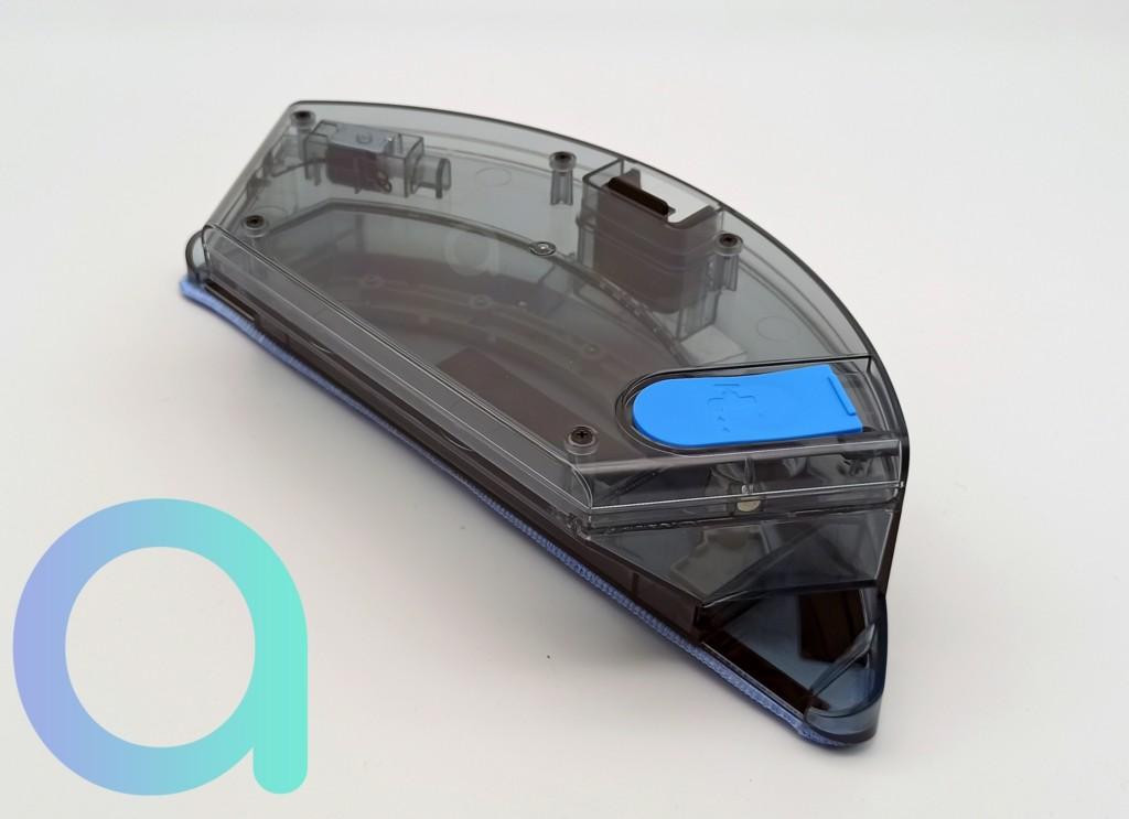 réservoir d'eau de 350 ml de l'aspirateur connecté X600 de Neatsvor
