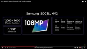 Le Realme 8 sera doté du capteur Samsung Isocell HM2