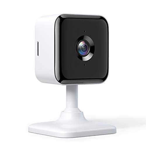 Teckin Cam 1080P - Caméra HD intérieure Wi-FI avec vision nocturne,