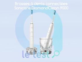 Notre avis sur la brosse à dents Diamondclean 9000 de Philips
