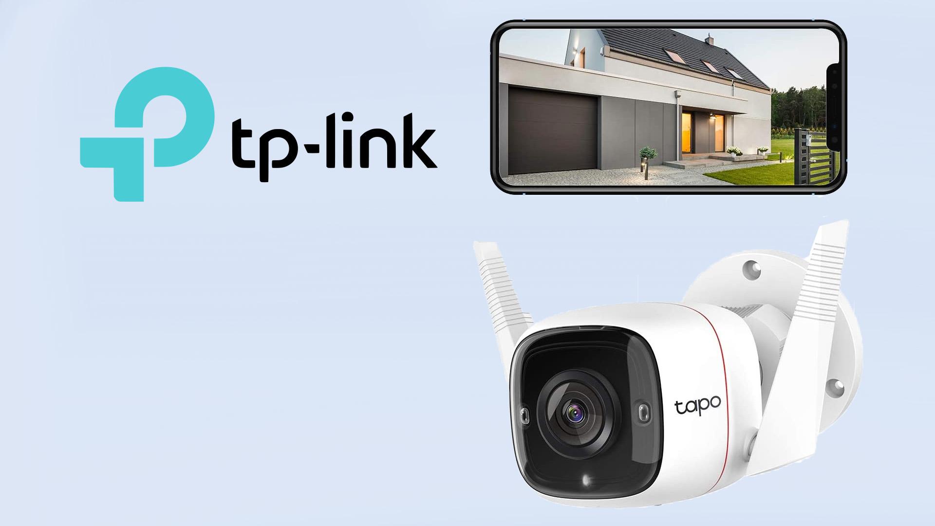 TEST] TP-Link Tapo C310 : la caméra extérieure qui a des ailes – Les  Alexiens