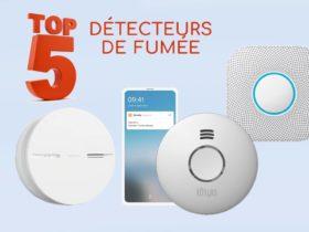 Notre sélection des meilleurs détecteur de fumée connectés