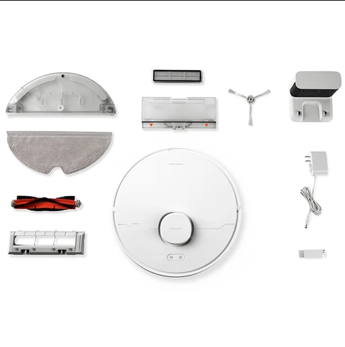 TROUVER Finder Robot Vacuum Cleaner 2-in-1 Sweep and Mop 2000Pa